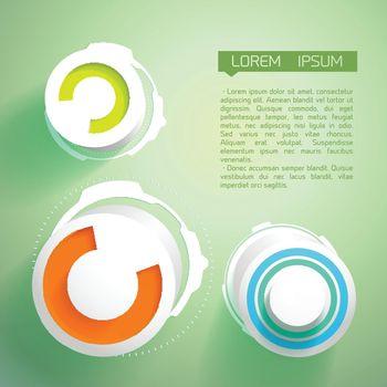 Abstract Futuristic Design Concept