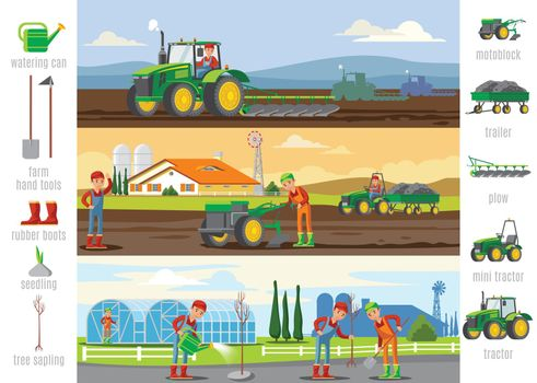 Agriculture And Farming Brochures