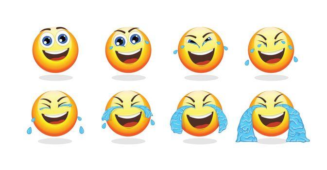 Cartoon Emoji Animation Collection