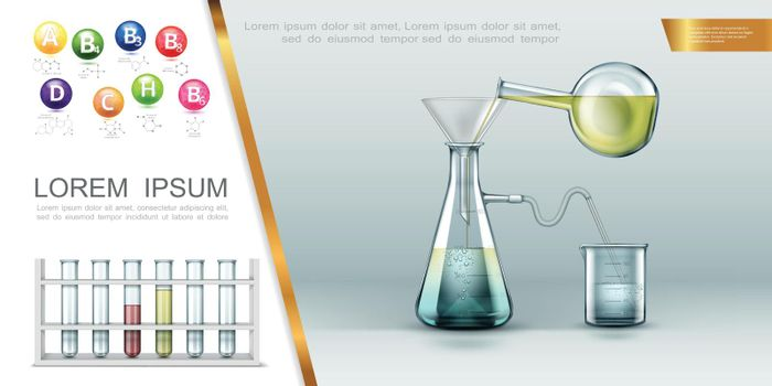 Realistic Laboratory Concept