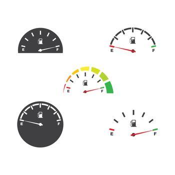 gasoline indicator icon vector illustration design