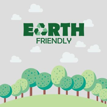 Earth friendly concept