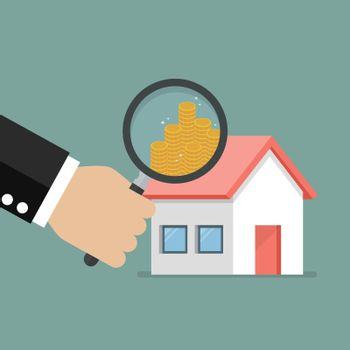Money profit from real estate