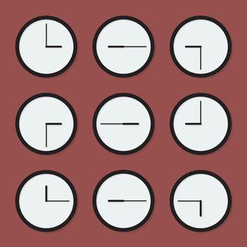 Minimal clocks