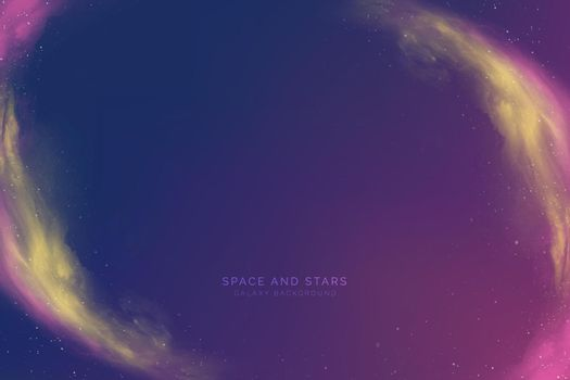 Outer space background