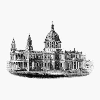 Majestic London architecture