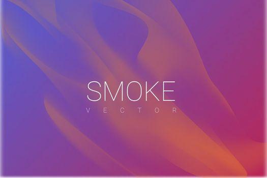 Smoky pink background
