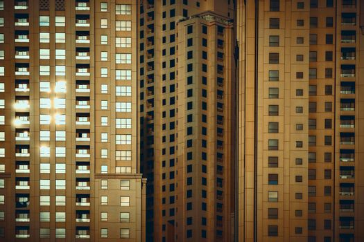Modern Buildings Background