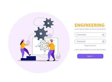 Engineering Mobile Application