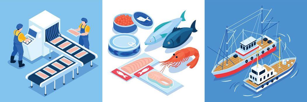 Fishing Production Design Concept