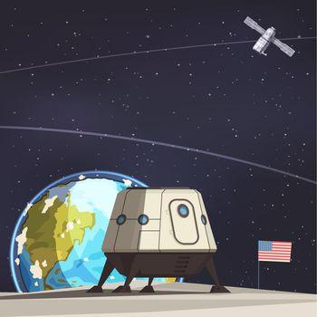 Space Exploration Composition