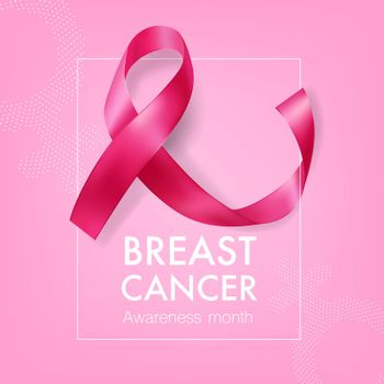 Breast Cancer Ribbon Image