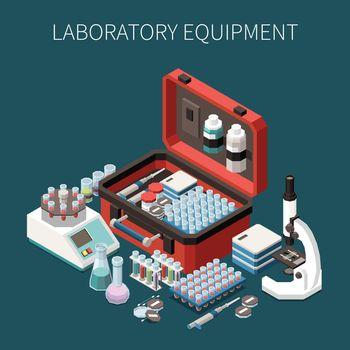 Portable Test Equipment Composition