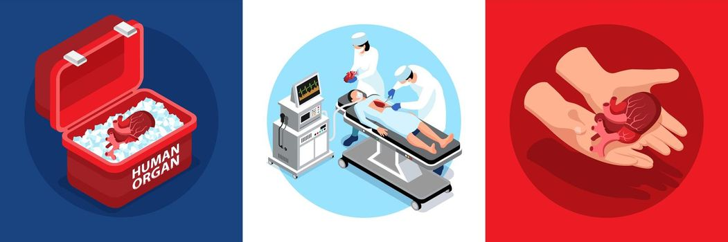 Organ Transplantation Design Concept