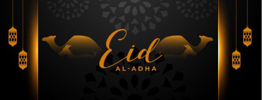 nice bakrid eid al adha festival banner