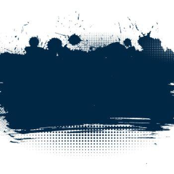 grunge background with ink splatter effect
