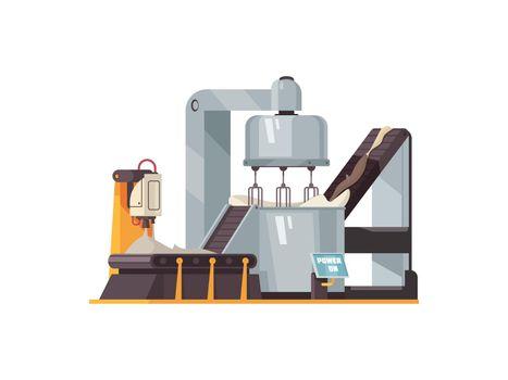 Automated Machine Icon