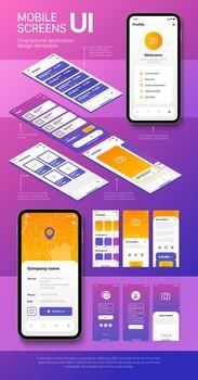 User Interfaces Design Templates