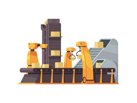 Packing Factory Machine