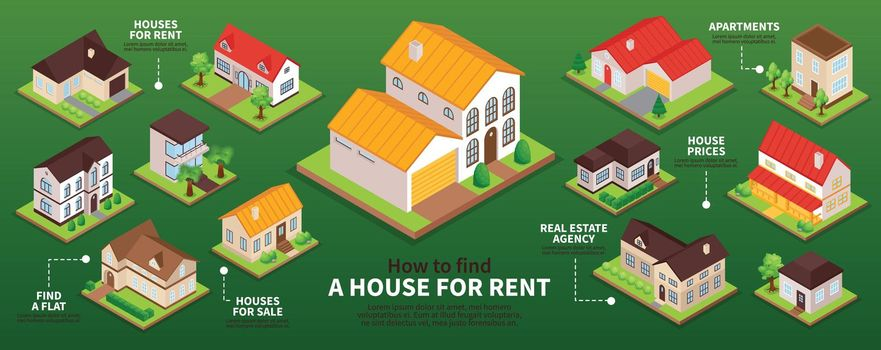 Private House Infographics