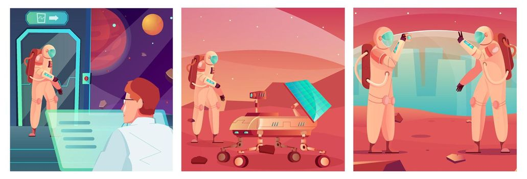 Space Technology Design Concept