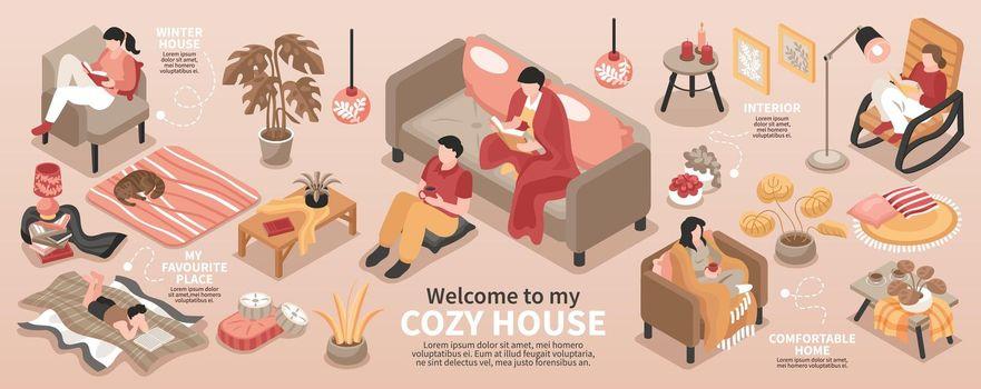 Cozy Home Infographics