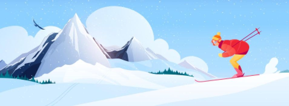 Ski Resort Composition