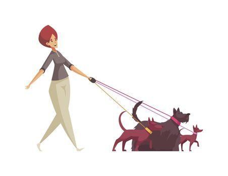 Pet Sitter Icon