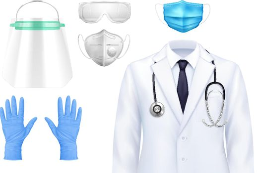 Doctors Protection Realistic Set