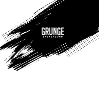grunge background with halftone effect