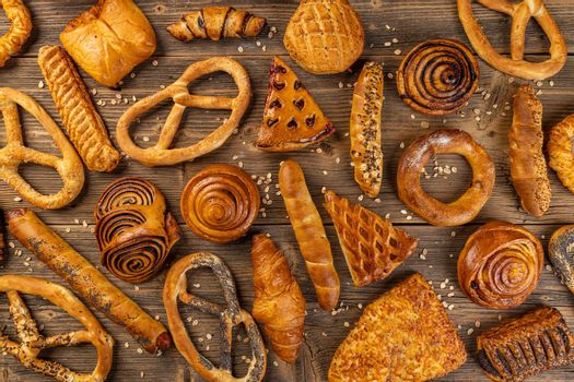Bakery product concept