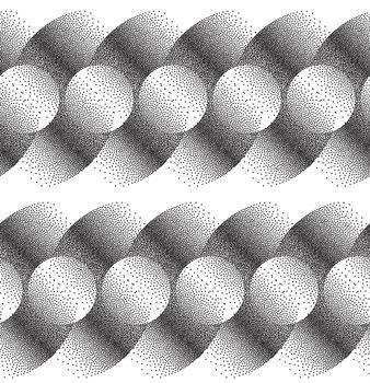 Seamless dots pattern EPS 10. Vector illustration. Abstract dots seamless
