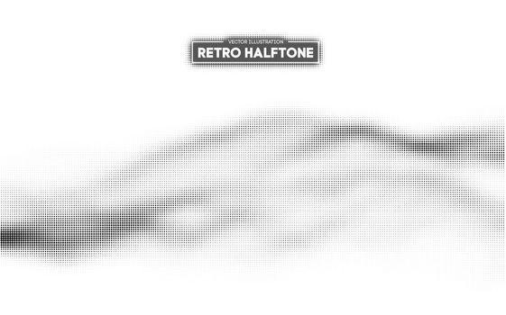 Dot pattern halftone dots design. Halftone pattern vector background, vector background. Grunge halftone vector texture. Vector illustration