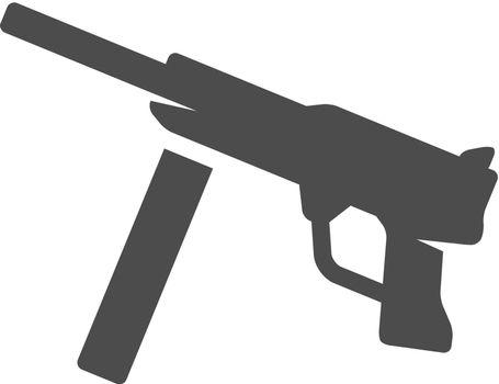 BW Icons - Vintage Firearm