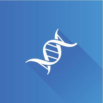 Metro Icon - DNA strands