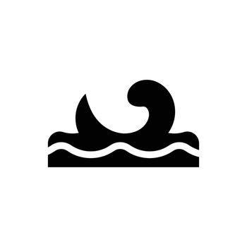 Ocean waves icon