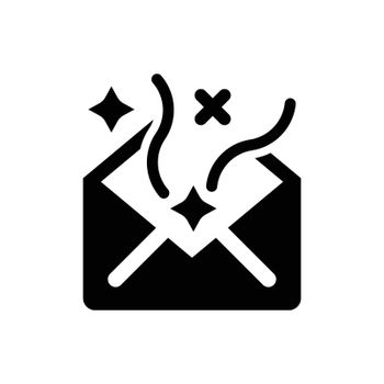 Party letter icon