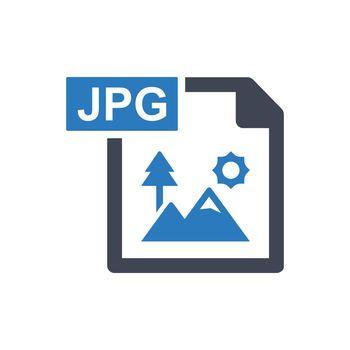 Jpg image icon
